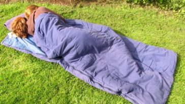 4 Quick And Easy Steps To Make A Diy Sleeping Bag Liner