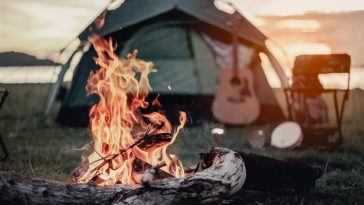 A Newbie Camper's Guide On How To Stay Warm In A Tent