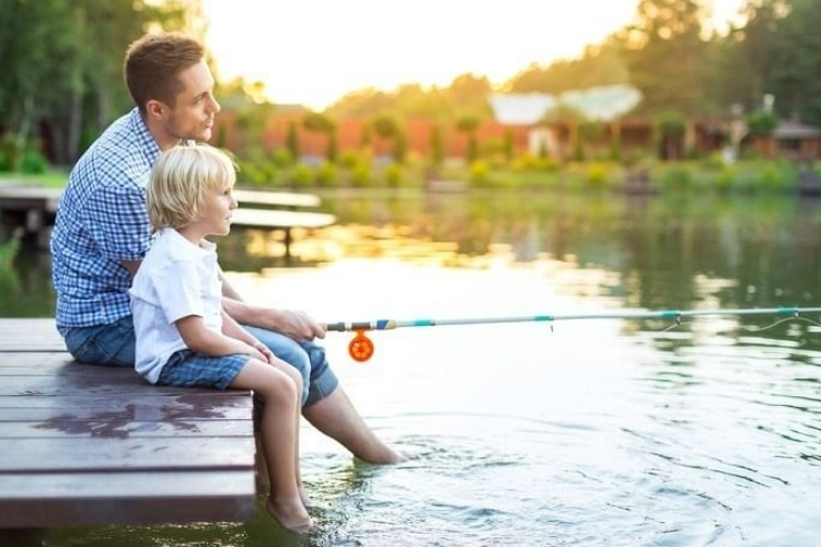 White Horse Lake Campground: An Easy Getaway For Fishing And Fun!