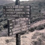 Black Star Canyon: The Trail With A Bloody History