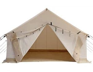 White Duck Outdoors Alpha Wall Tent