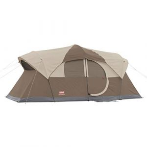 Coleman WeatherMaster 10-Person Outdoor Tent