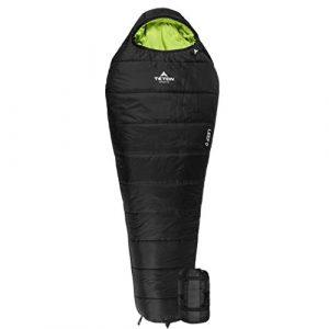 TETON Sports LEEF Mummy Sleeping Bag
