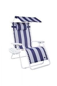 Bliss Hammock Zero Gravity Chair With Canopy