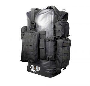 Drakon Outdoors 40L Waterproof Dry Bag Survival Backpack