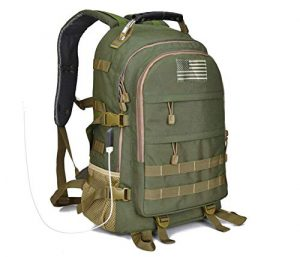 Military Army Tactical Hunting Backpack With USB Charging Port