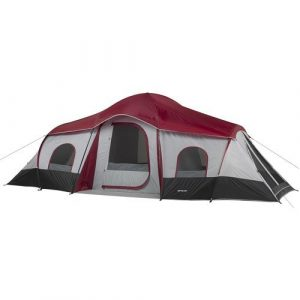 Ozark Trail 10 Person Family Cabin Tent