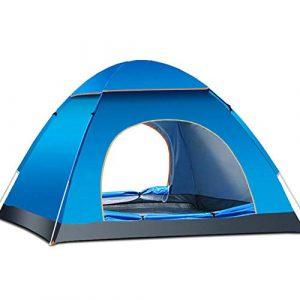 Ezone Waterproof Instant Pop Up Tent, 3-4 Person Tent