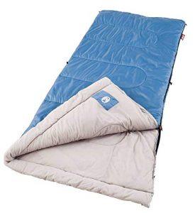 Coleman Sun Ridge 40°F Summer Sleeping Bag