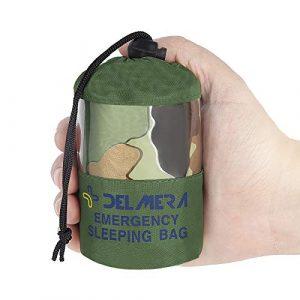 Delmera Emergency Survival Tube Tent