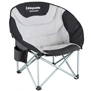 KingCamp Moon Heavy-duty Steel Camping Chair