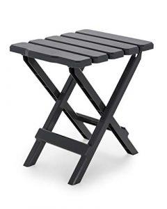 Camco Adirondack Portable Outdoor Folding Table