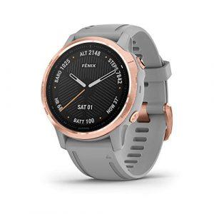 Garmin Fenix 6S Sapphire Premium Multisport GPS Watch