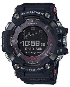 Casio G-SHOCK RANGEMAN Solar-Assisted GPS Navigation GPR-B1000-1JR Watch