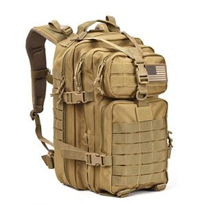 Military Tactical Assault Bug Out Bag Backpack