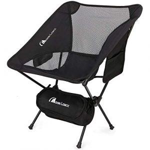 MOON LENCE Outdoor Ultra-Portable Folding Chair