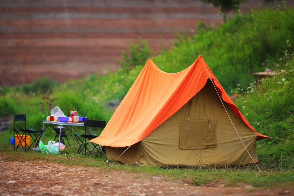 Best Canvas Tents - 2021 - Foot Sloggers