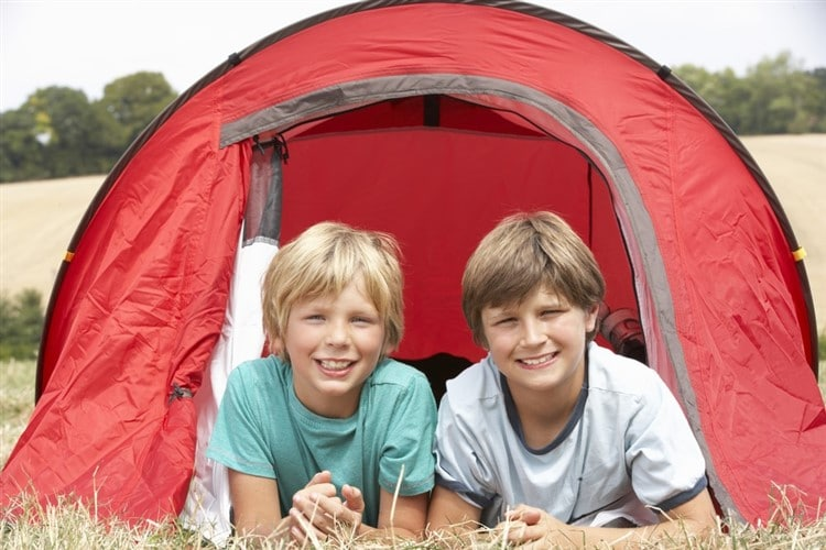 Best Tents for Boy Scouts - Foot Sloggers