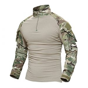 MAGCOMSEN Men's Tactical Military Shirt