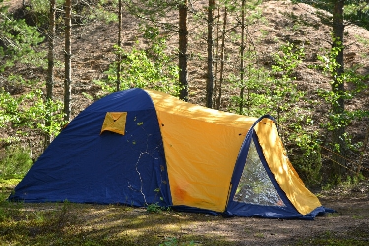 Best Tents For High Winds - Foot Sloggers