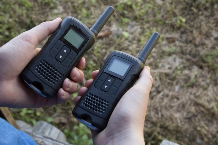The Best Walkie Talkie For Hiking