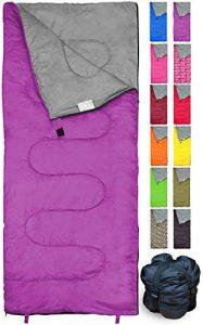 REVALCAMP– Best Sleeping Bag for Kids