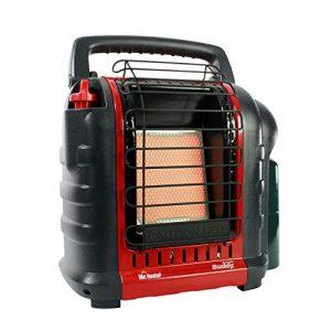 Mr. Heater F232000 MH9BX Buddy Portable Propane Radiant Heater