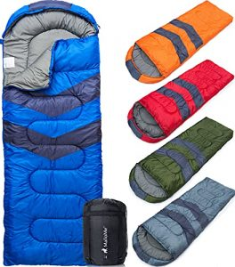 MalloMe – Best Sleeping Bag for Family Camping