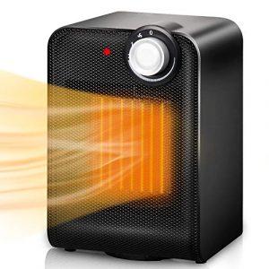 TRUSTECH 1500W Portable Ceramic Heater