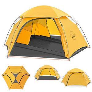 KAZOO Outdoor Camping Tent Durable Waterproof
