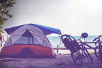 Top Tent for Bike Touring