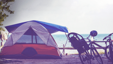 best tent for bike touring